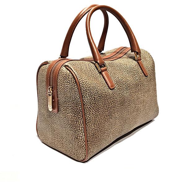 Borse Pelle Borbonese : Pelle per borse borbonese scamosciata