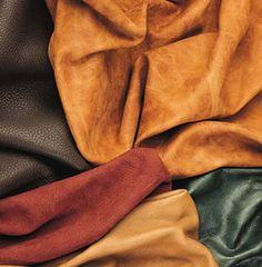 bovine crust leather