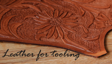 leather for tooling