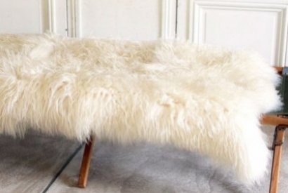Sheepskin Leather Hides On Sale For Cold Winters
